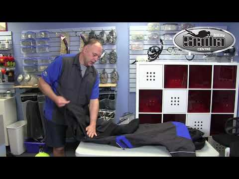 Courses/Learn to Dive | Drysuit Packing