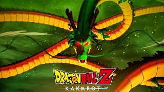 NEW Dragon Ball Z Kakarot - Summoning Shenron & Wishes Gameplay Screenshots