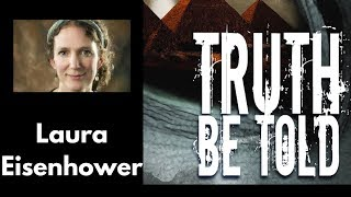 Laura Eisenhower discusses Mars Colony, Shadow Governments on TRUTH BE TOLD