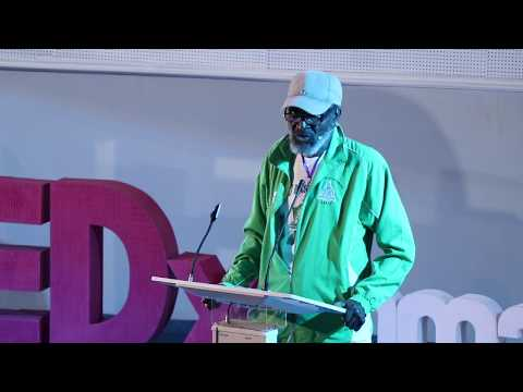 TEDx Talks: The Lesson of Peace we can all from Basketball | Oliver Balogun Johnson | TEDxAhmaduBelloUniversity