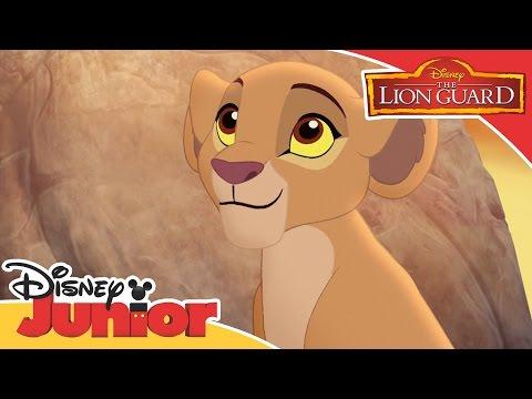 The Lion Guard - Bunga Helps Kiara | Official Disney Junior Africa