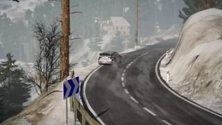 WRC 6 FIA World Rally Championship // Thierry Neuville - Hyundai I20 WRC - Monte-Carlo PS4