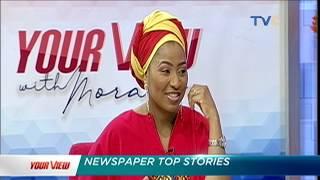 Victoria Kimani slut Shaming Tiwa Savage | Celebrity Guest, Stan Nze | Your View 12th April, 2019