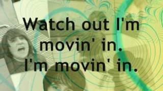 Movin In- Mitchel Musso with lyrics