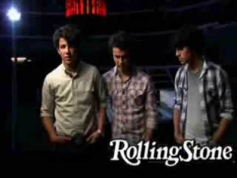 Jonas Brothers Rolling Stone Interview
