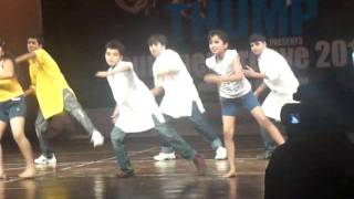 Sahil Thump Dance Perfromance Kamani4