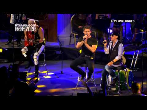 Morten Harket & Klaus Meine Wind Of Change