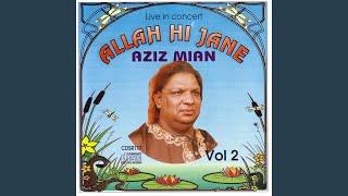 Allah Hi Jane Kaun Bashar Hai (Live)