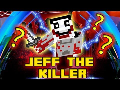 A Verdadeira História do JEFF THE KILLER do Minecraft! O Melhor Vídeo!