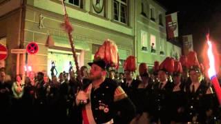 Schützenfest 2014 - Großer Zapfenstreich