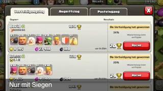 Clash Of Clans Beste Neue Verteidigung Rathaus Level 8