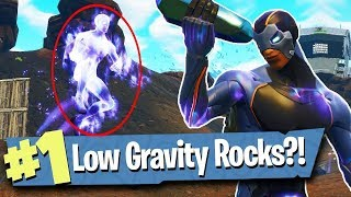 'NEW' ANTI-GRAVITY CRYSTALS in Fortnite: Battle Royale Saison 4 (SECRET UNDERGROUND ROOM)