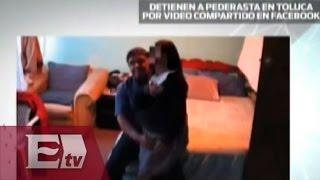 Detienen a pederasta en Toluca por video difundido en Facebook / Óscar Cedillo thumbnail
