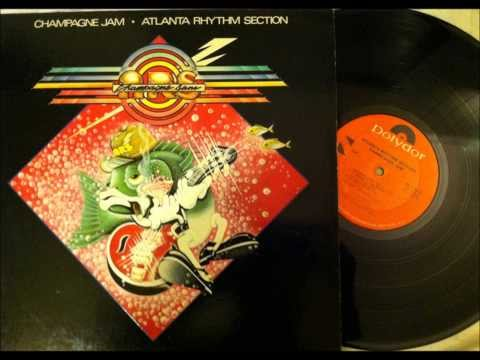Champagne Jam , Atlanta Rhythm Section , 1978 Vinyl