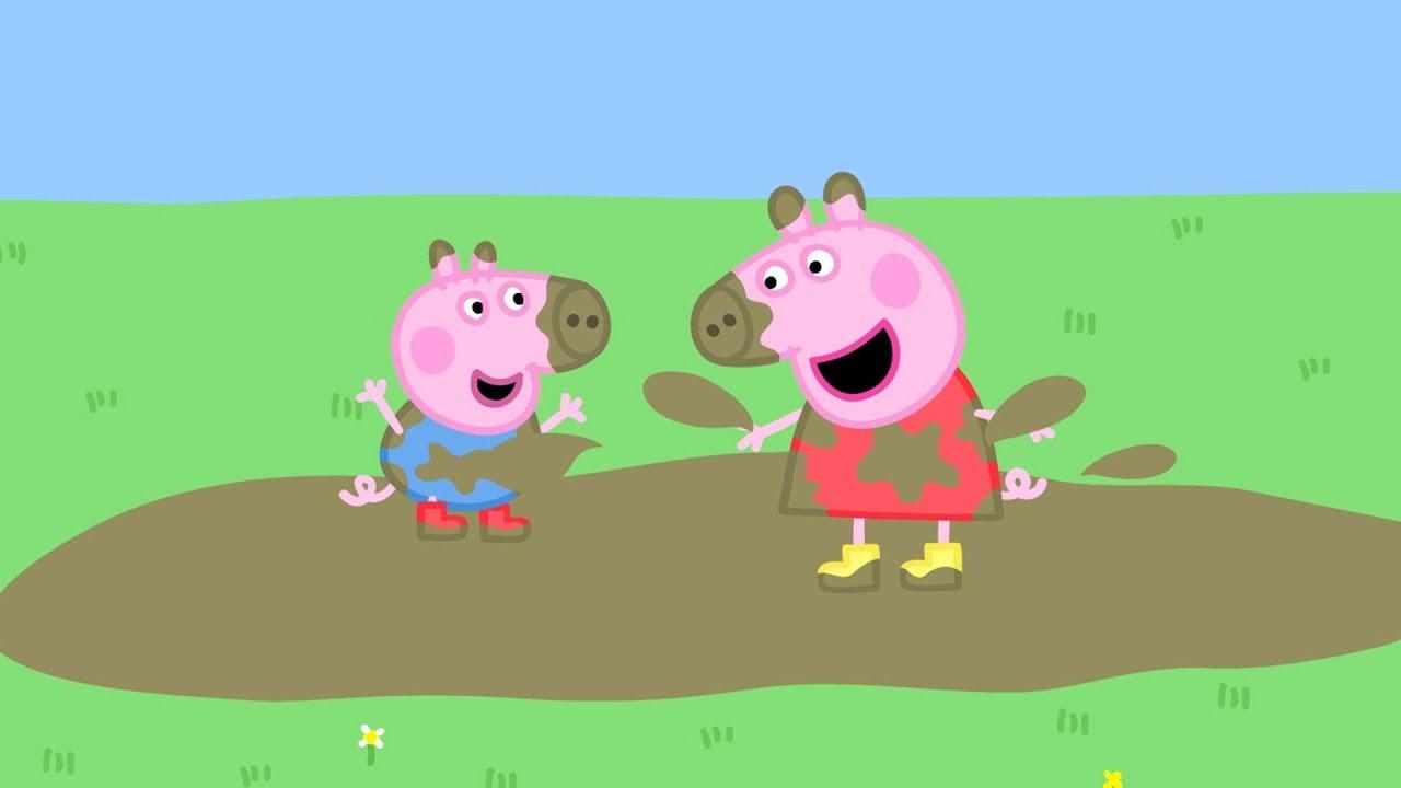 Peppa pig fran ais famille compilation dessin anim - Peppa pig francais piscine ...