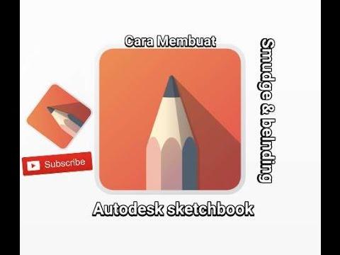 Cara mudah smudge & blending|| sketchbook android