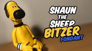 Bitzer  Shaun the Sheep - fondant