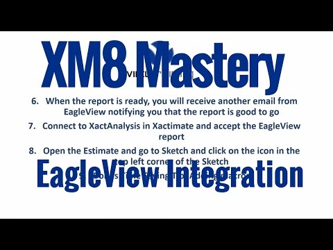 EagleView Integration - YouTube