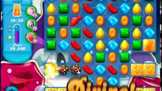 Candy Crush Saga SODA Level 1405 CE