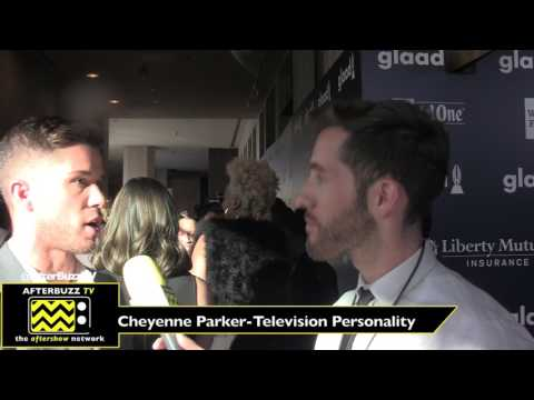 Cheyenne Parker Interview | Glaad Awards 2017
