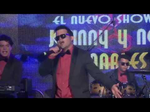 Revo Live Band - Vivir en El Show De Johnny y Nora Canales