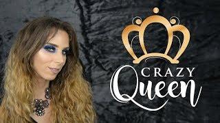 Review de Pigmentos y Glitters de Crazy Queen