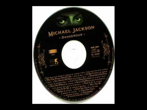 Michael Jackson - Why You Wanna Trip On Me (Instrumental W/ Backup Vocals)