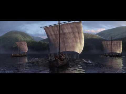 BRAVE Soundtrack : 10. Clans Arrive (Patrick Doyle) (Unreleased Score)