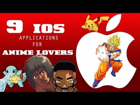 Top 9 IOS APPS for ANIME Lovers Video