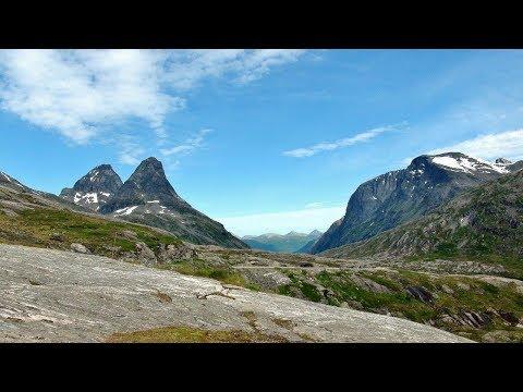 European TOP roads : Awesome TROLLSTIGEN (Norway-Scandinavian route)