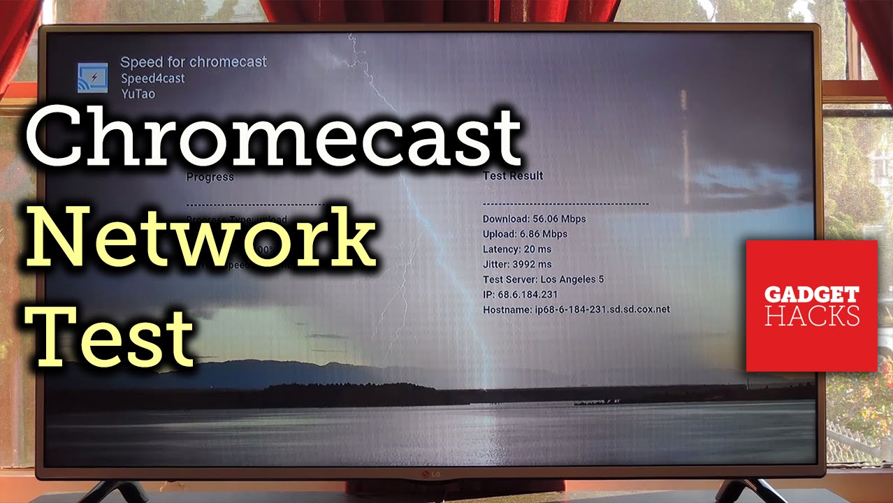 How to Test Your Chromecast's Network Connection « Cord Cutters