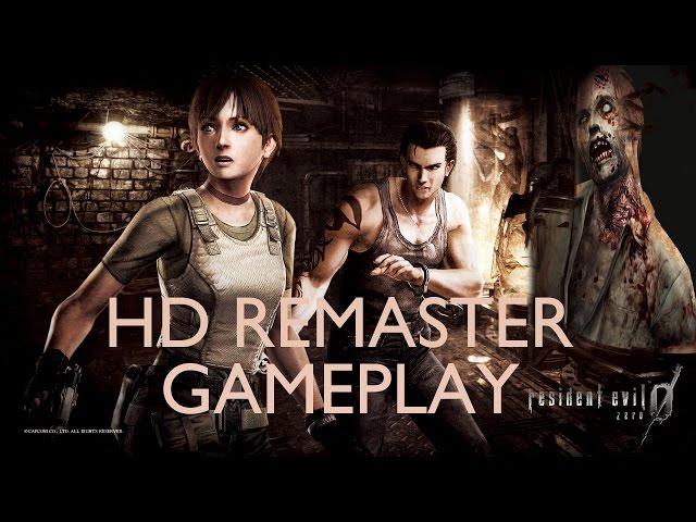 Resident Evil 0 HD Remaster: Survival Horror de Verdade /PC/