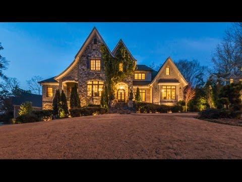 14 Laurel Dr a 2 Million Dollar Intown Atlanta Chastain Park Masterpiece