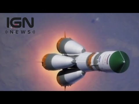 ISS Resupply Ship Lost During Flight - IGN News