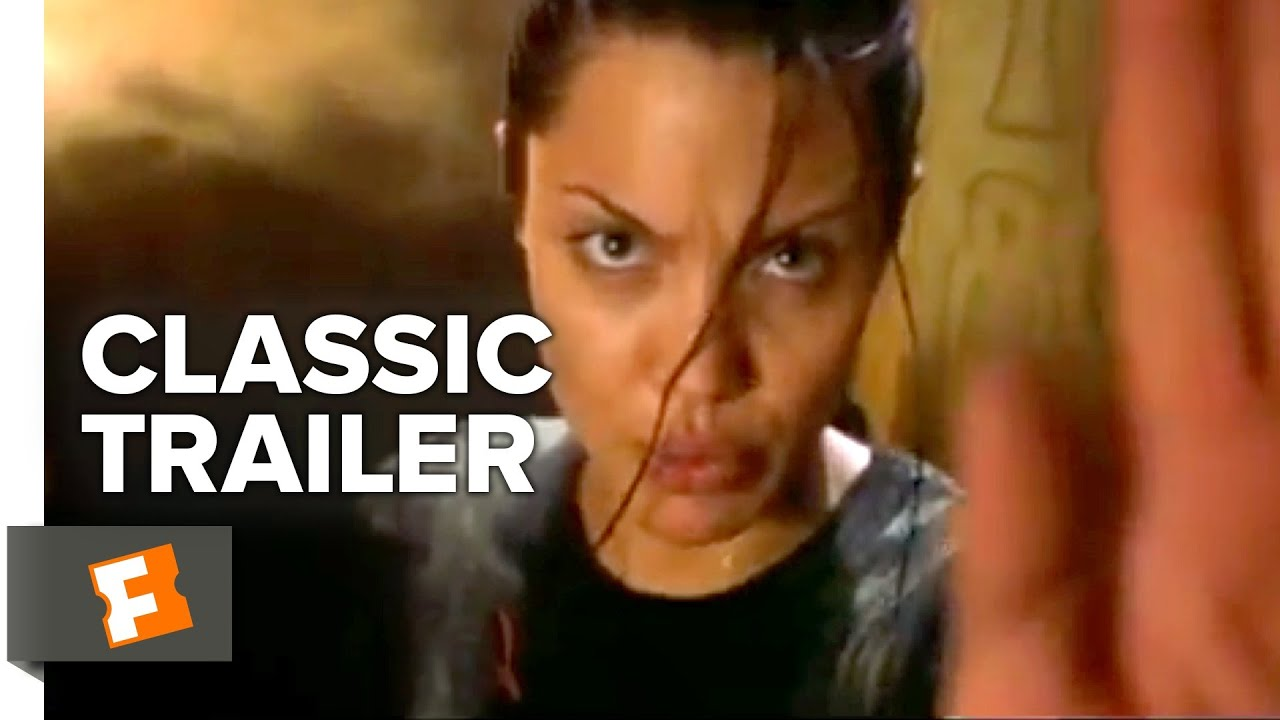 Lara Croft Tomb Raider 2001 Trailer 1 Movieclips Classic