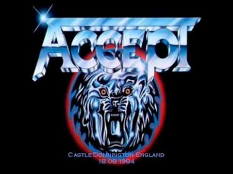 Accept - Turn Me On(Live At Donnington 1984)