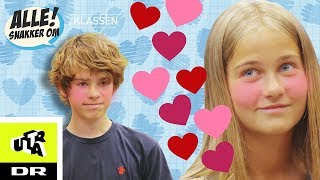 Passer Josefine og Frederik sammen? | Alle Snakker Om Klassen | Ultra