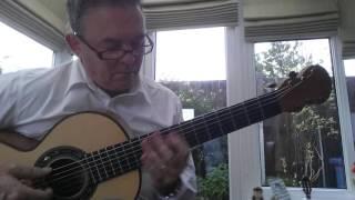 Luigi Legnani: Caprice No.21 performed by Mark Houghton.