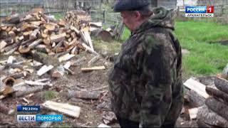 Мезенский прозаик, лауреат престижных международных премий — Александр Антипин — отмечает юбилей