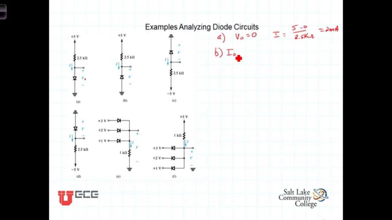 Zenerdiodecircuits Zener Diode Circuits