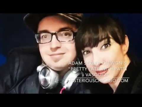 Adam Selzer of Mysterious Chicago on Pretty Late with Patti Vasquez, 10/26/2015