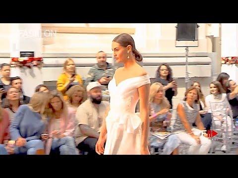 HANNIBAL LAGUNA SILKGARDEN Madrid Bridal Week SS 2018 - Fashion Channel