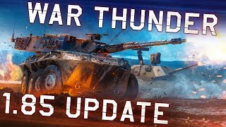"Update 1.85 ""Supersonic"" / War Thunder"