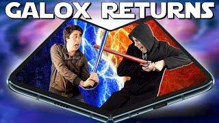 Return of the Galox! - GALAXY FOLD PARODY