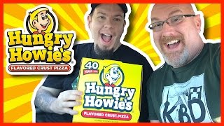Hungry Howie's Pizza Review With Matt Zion From Wreckless Eating