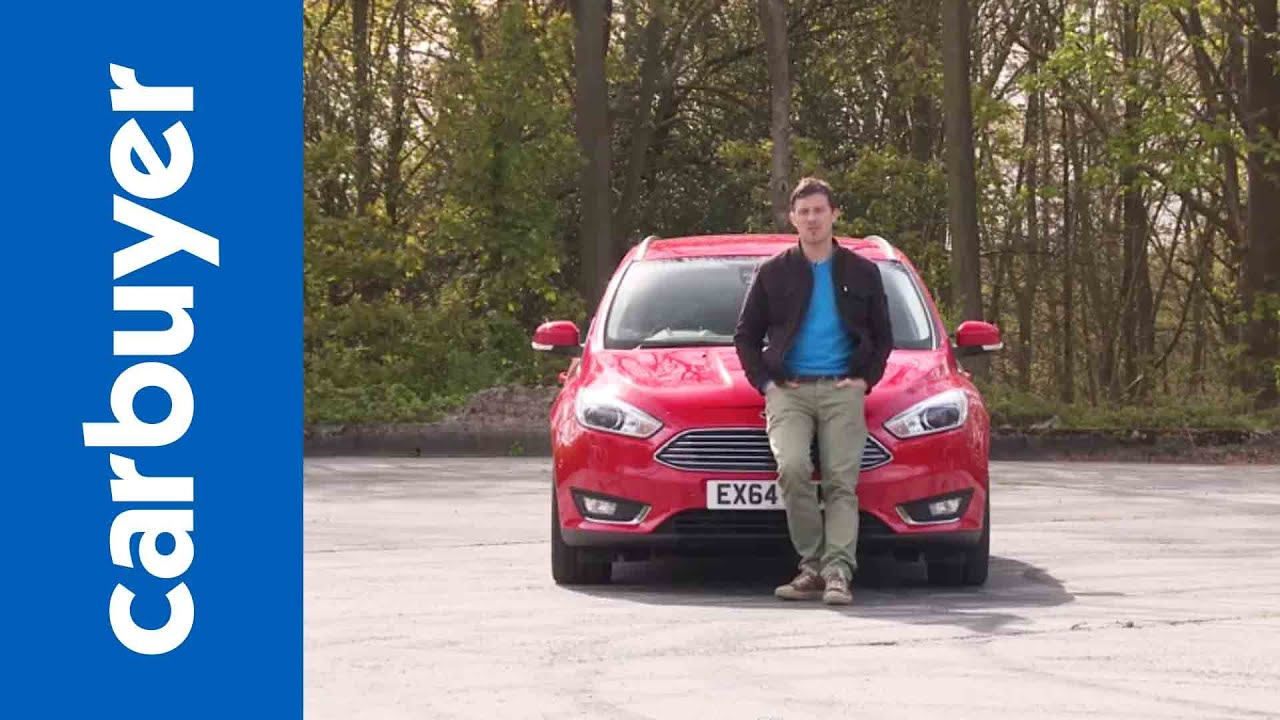 & Ford Focus Estate - Carbuyer - YouTube markmcfarlin.com