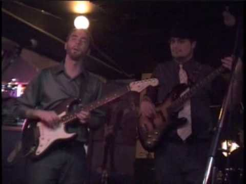 """Ian Arthurs Band """"Patches"""" at Moondogs - recorded ..."""