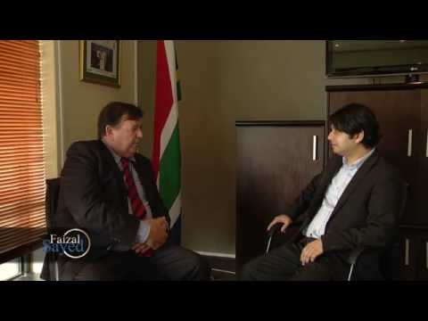 The Faizal Sayed Show - Road Safety with Transport Minister Donald Grant