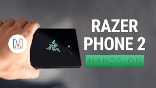 Razer Phone 2 Hands-on: The Gaming Phone made better