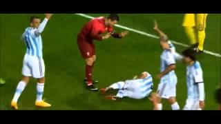 رونالدو يكسب احترام كل من في الملعب بهذه اللقطة